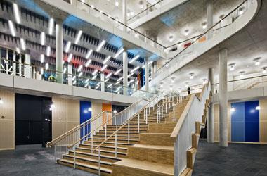 University Of Essex Law Study Rooms