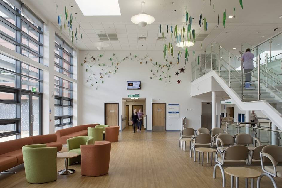 Houghton-le-Spring Primary Care Centre, Tyne and Wear