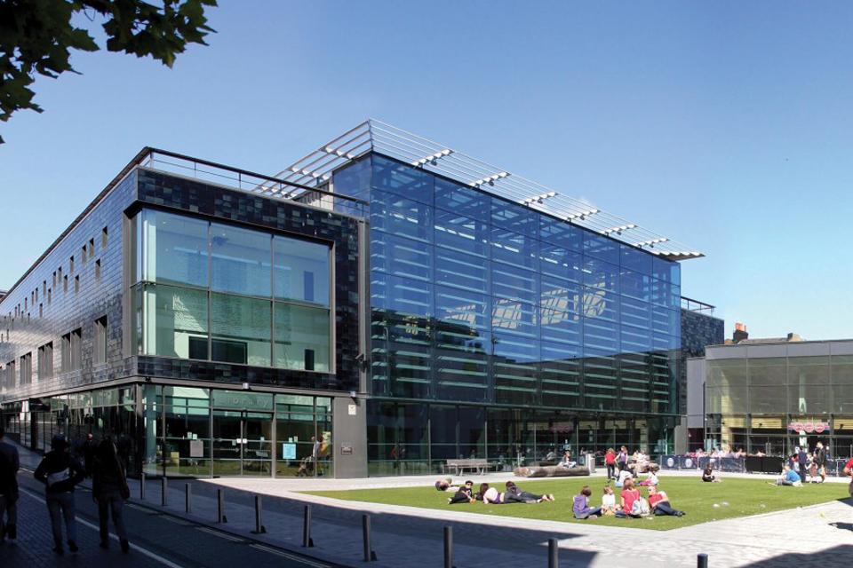 Jubilee Library, Brighton