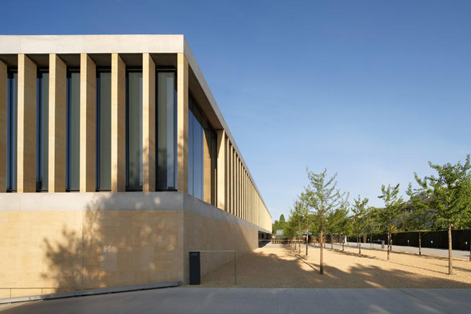 Sainsburys Laboratory, Cambridge