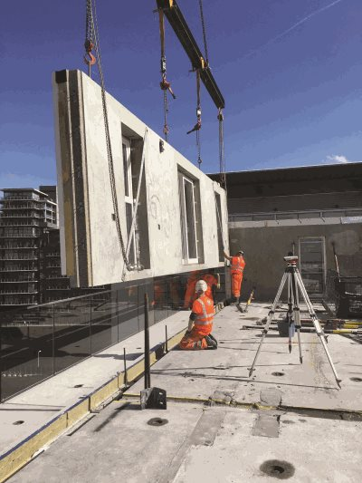 The Concrete Centre to Sponsor Best Use of Concrete Technology in Offsite Construction Awards