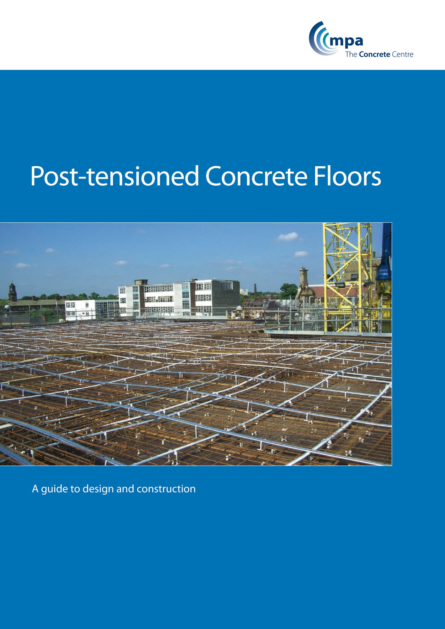 Post Tensioned Concrete Floors