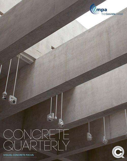 Visual concrete