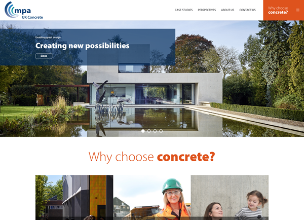 UK Concrete Launches New Website