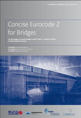 Concise Eurocode 2 for Bridges